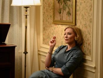 "Cate Blanchette in ""Carol""/Photo: Wilson Webb/The Weinstein Company"