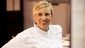 Helene Darroze, world's best female chef says CNN/Photo: Helene Darroze
