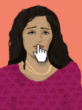 TOP 10: For Speaking Her Mind Online, A Woman in India Can Face Threats
