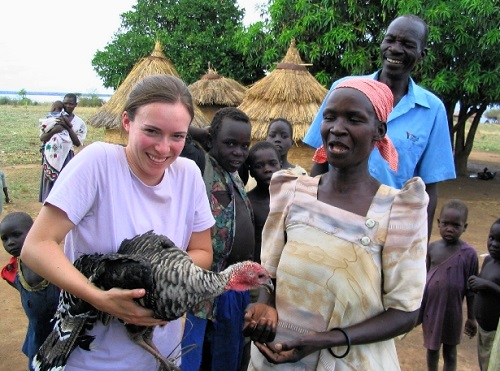 Jessica Jackley, athor CLAY WATER BRICK in Africa/Photo Courtesy Jessica Jackley