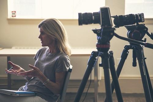 Robin Hauser Reynolds documentarian/Code: Debugging the Gender Gap