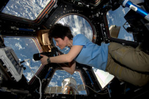 Samantha Cristoforetti, Italian astronaut/Photo: Flickr