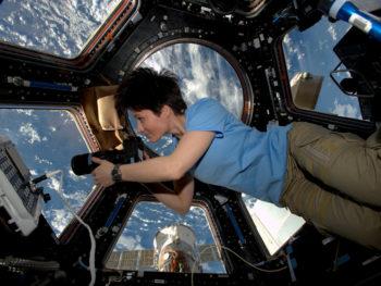 Samantha Cristoforetti, Italian astronaut/Photo: Flickr