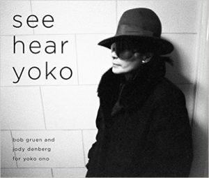 See Hear Yoko Ono book