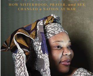 Leymah Gbowee, author Mighty Be Ur Powers--speaking Women in the World Conference