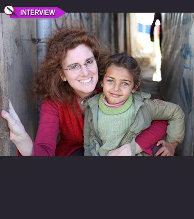Photographer-Chef Barbara Massaad Brings Lifesaving Soup To Syrian Refugees