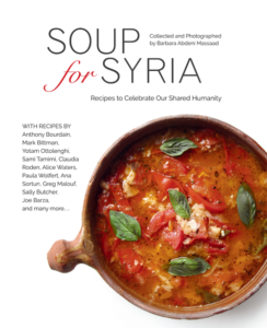 Soup for Syria, by Barbara Abdeni Massaad