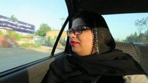 Woman returns home to Halabja/Photo: from BBC.com