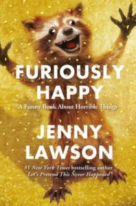 Jenny Lawson book Furiously Happy