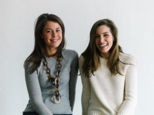 Margaux founders Buckley and Pierson/forbes.com