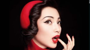 Li Bingbing for Chen Man in 2010 for Harper's Bazaar