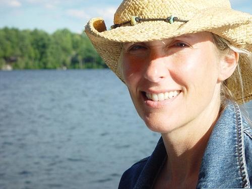 Scarlett Lewis, author Nurturing healing love book