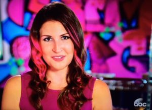Lani Lazzani, Shark Tank, founder of Simple Sugars/Photo: ABC Screenshot