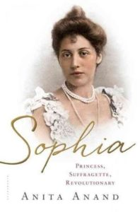 Sophia: Princess, Suffragette, Revolutionary book