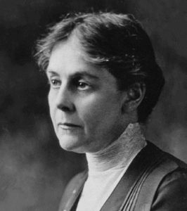 Alice Hamilton, occupational disease expert from Rachel Swaby's book HEADSTRONG/Photo: Wikimedia Commons