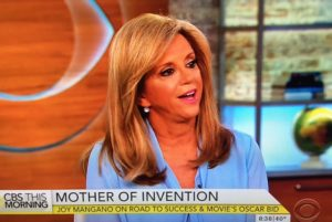 Joy Mangano, founder of Miracle Mop/Screenshot CBS This Morning