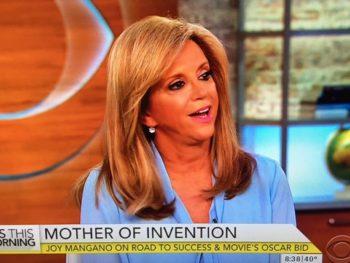 Joy Mangano, founder of Miracle Mop/Screenshot CBS This Morning