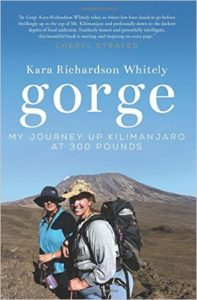 "Kara Richardson Whitely, author ""Gorge"""