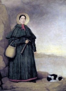 Mary Anning, paleantologist/Photo: Wikimedia Commons