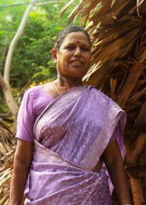 Shanti, woman who lifted a village in India/BBC.com