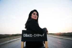 Director Sharmeen Obaid-Chinoy/Oscar winner for doc short 2016