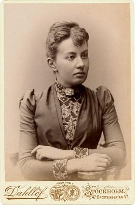 Sophie Kowalevski, Russian mathematician/Photo: Wikimedia Commons