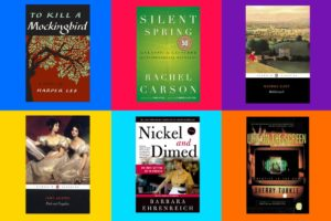 Time Mag Books from their Most Read Female Writer List