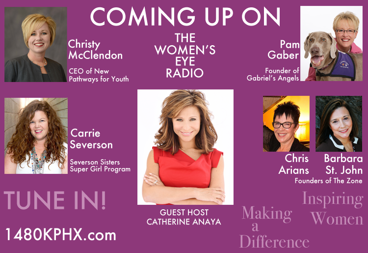 twe-radio-christy-mcclendon-carrie-severson-pam-gaber-chris-arians-barbara-st-john