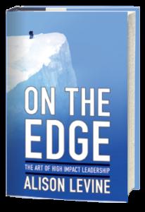 Alison Levine book On the Edge