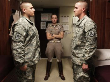 Alyssa Michalke, first female commander for Texas A&M Corps of Cadets/Photo: CNN