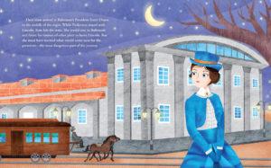 """Kate Warne book by Elizabeth Van Steenwyk/from 'How Kate Warne Saved President Lincoln"""""""