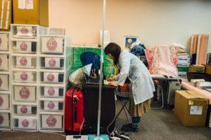 Mothers Who Set Up a Radiation Lab/Photo: Emanuele Satolli