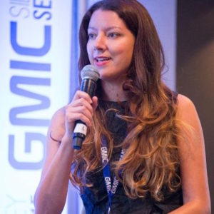 Aurelie Guerrieri, Women in Wireless/Photo in Forbes