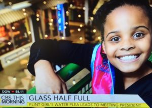 Flint 8-Year-Old Mari Copeny/Photo: Screenshot