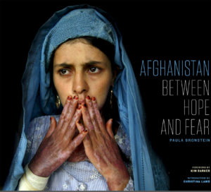 Paula Bronstein book Afghanistan: Between Hope and Fear