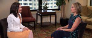 Sheryl Sandberg on ABC News/Photo: ABC News