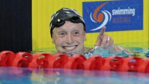 Katie Ledecky, Olympic swimmer/Photo: espn.go.com