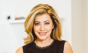 Jennifer Gefsky, co-founder of Apres/Photo: Pinterest, Forbes