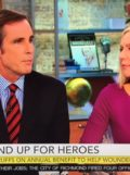 TOP 10: Bob and Lee Woodruff On Standing Up for Heroes Event to Help Wounded Vets