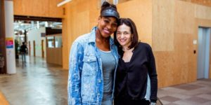 Sheryl Sandberg/Photo: Sheryl Sandberg Pinterest