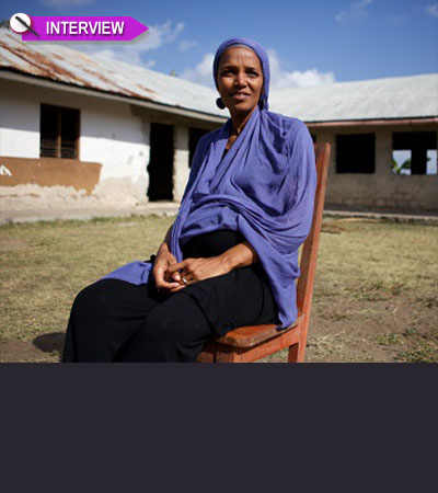 INTERVIEW: CNN Hero Umra Omar Delivers Healthcare and Hope to Coastal Kenya