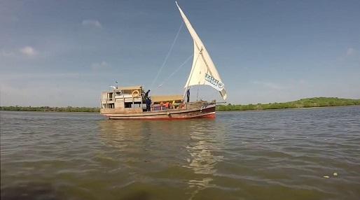 Safari Doctors boat/Photo: Safari Doctors