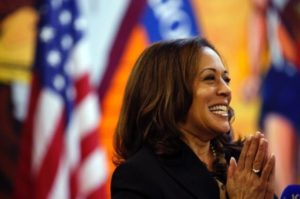 Kamala Harris, Sen. Ca/Photo: Twitter