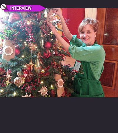 ENCORE Interview–Designer Coleen Christian Burke On Decorating the White House for Christmas