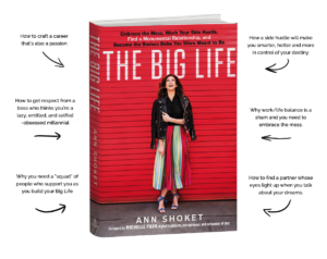 "Ann Shoket book On Money, Monumental Relationships and Living the ""Big Life'"