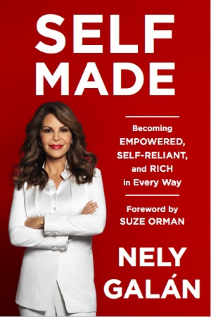 Nely Galán book, Self Made