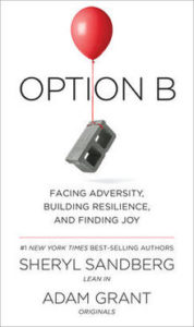 Sheryl Sandberg's Option B/Photo: Book