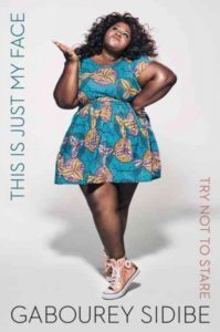 Gabourey Sidibe's new book/Photo: BOok Cover