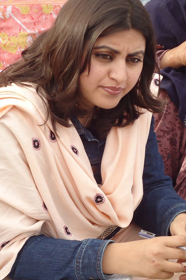 Gulalai Ismail, founder of Aware Girls in Pakistan | Excerpts From 20 Women Changemakers | The Women's Eye Magazine & Radio Show