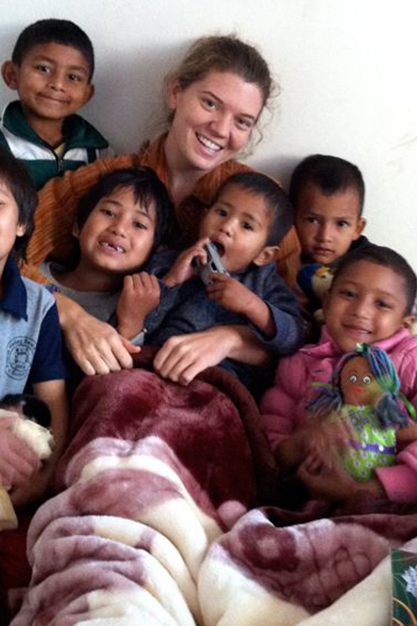 Maggie Doyne, Founder of the Kopila Valley Children's Home in Nepal | Excerpts From 20 Women Changemakers | The Women's Eye Magazine & Radio Show